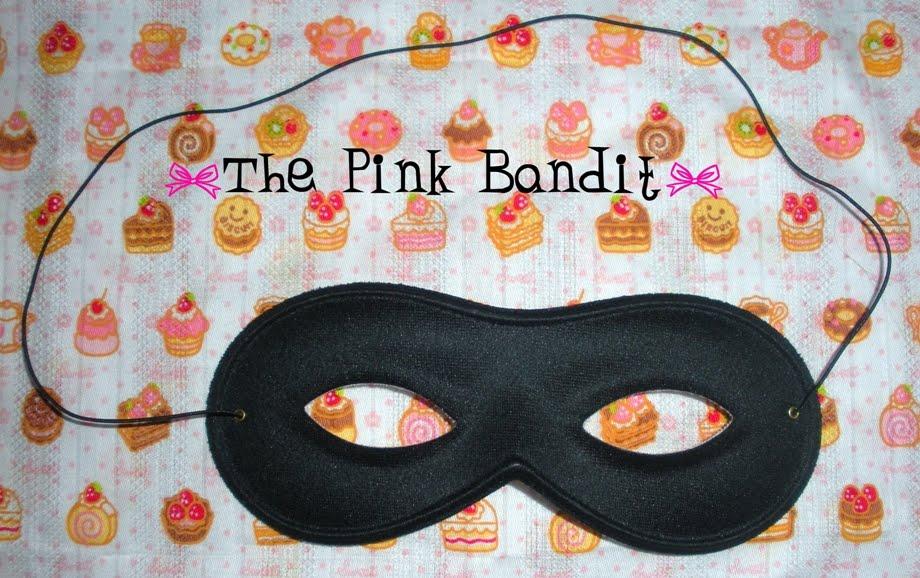 The Pink Bandit
