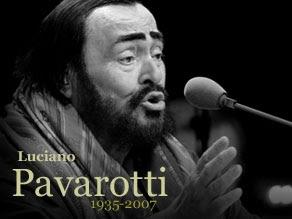 Homenagem a Pavaroti!