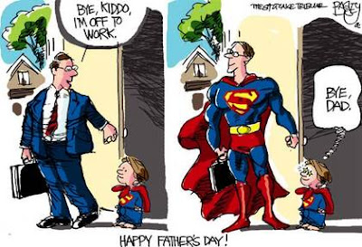 Because it is Father´s Day!