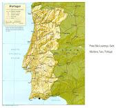 Praia de São LourençoOnde? A Praia São Lourenço fica Localizada em . (mapa de portugal fisico)