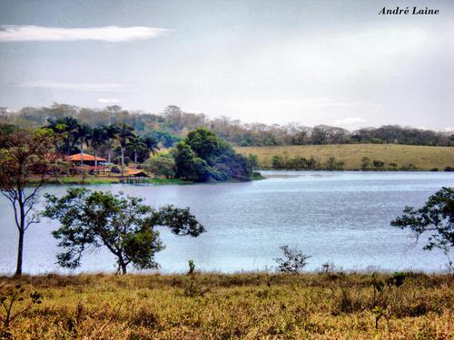 Imagem da Lagoa Verde... Lindíssima...
