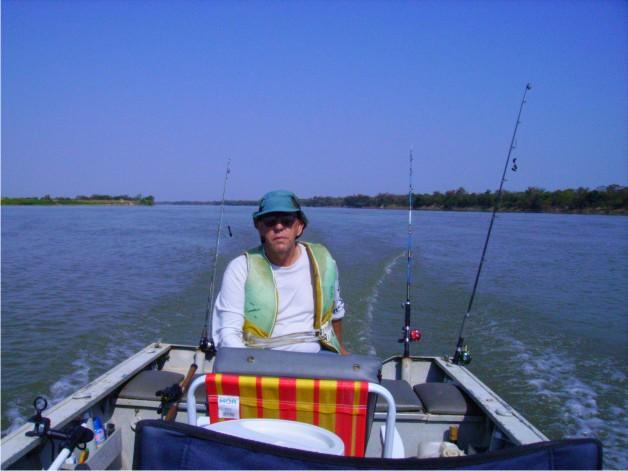 Toninho e Amigos na Pescaria