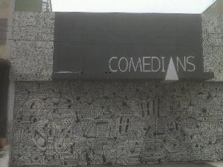 Comedians SP fachada