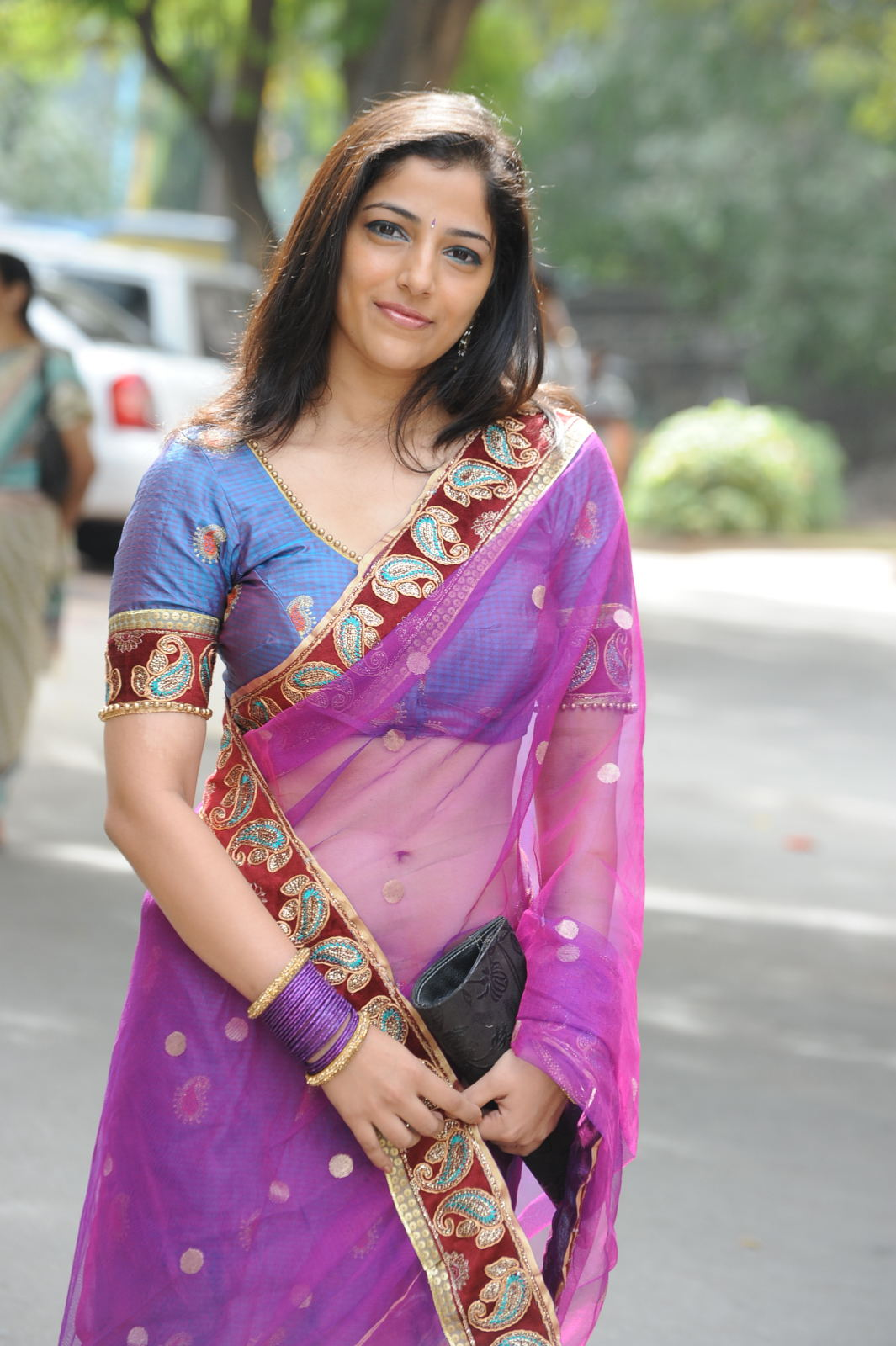 ACTRESS & ACTORS: Actress Nishanthi Evani Spicy Stills In ...