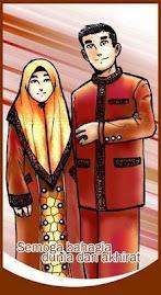 Cinta sebenar adalah melalui perkahwinan