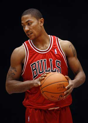 derrick rose 2011 wallpaper. 2011 derrick rose mvp 2011