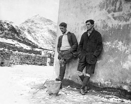George Leigh Mallory