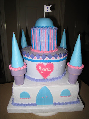 Barbie Castle Cake Images : Cakes by Melissa: November 2008
