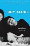 BOY ALONE by Karl Taro Greenfield