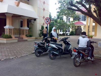 Kondisi saat ini (at Padang)