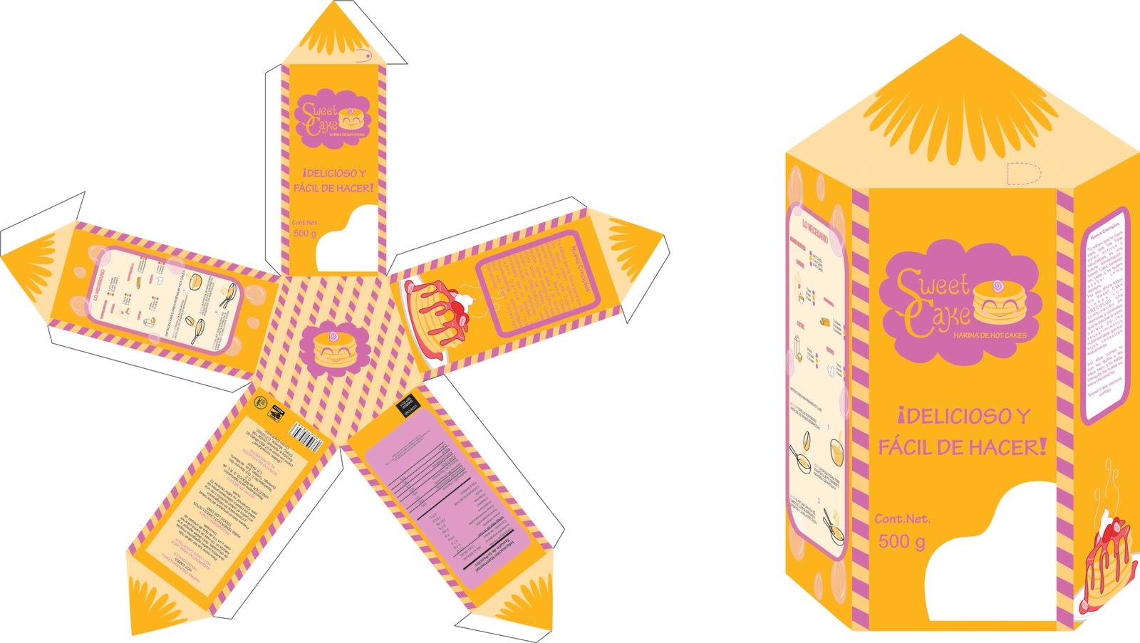Perfecto Plantillas De Empaque Embellecimiento - Colección De ...