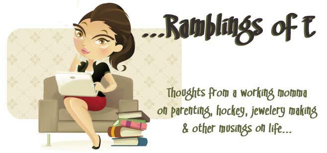...Ramblings of E