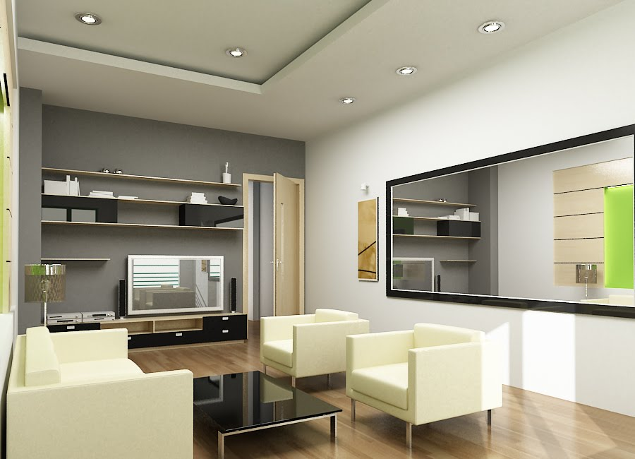 30 Cool Home Interior Design For Middle Class Family In