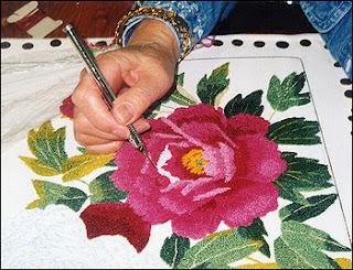 Bunka Shishu Embroidery
