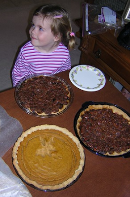 list of traditional Thanksgiving pies | ListPlanIt.com