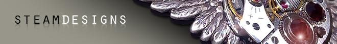 Steam Designs - Handmade Steampunk Jewelry