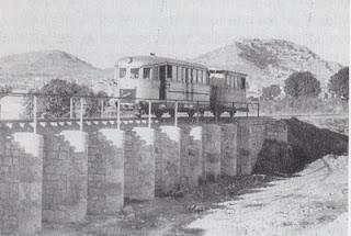 Historia del Tren Chicharra Fototani