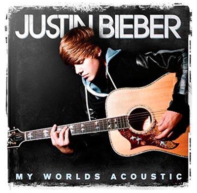 Justin Bieber World on Justin Bieber My World Acoustic Jpg