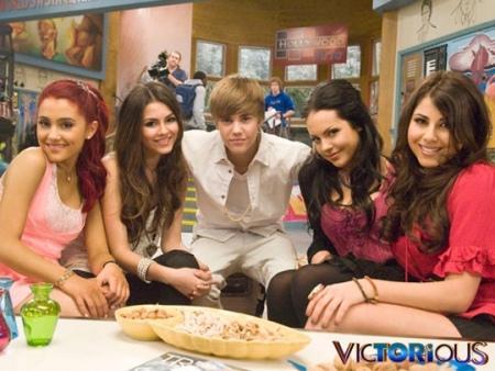 Impaciente Por Ver El Episodio De Justin Bieber En Victorious