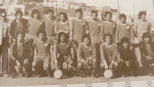 Jorge Newbery Campeon 1977