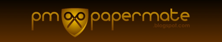 papermate • Let funny paper toy be reason for your joy!
