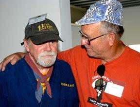 Wayne Potratz & Donnie Keen at WCIAC