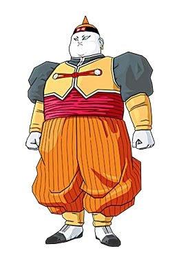 Todos los androides de Dragon Ball Z