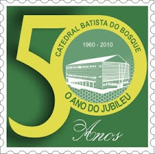50 anos de Igreja Batista do Bosque