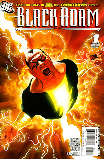 BLACK ADAM: THE DARK AGE #1 - Alex Ross variant