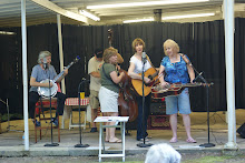"Bluegrass band ""Southern Magnolia"""