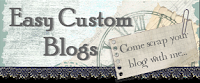 Easy Custom Blogs