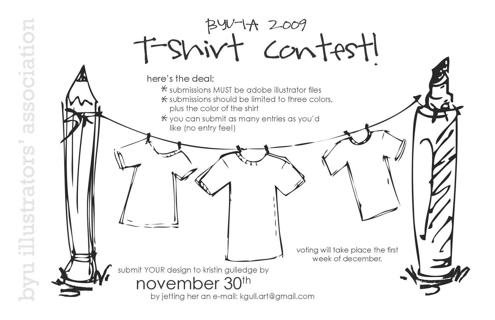 byu illustrators 39 association t shirt reminder. Black Bedroom Furniture Sets. Home Design Ideas