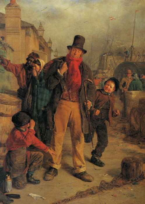 irish immigration to canada essay