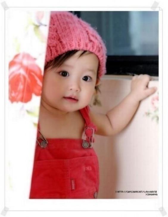 Cute Baby Wal