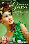 Shades of Green:  Art & Fashion Show