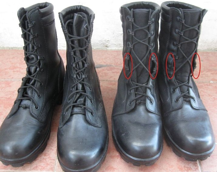 i live · i breathe · i move: Modifying Combat Boots for Better ...
