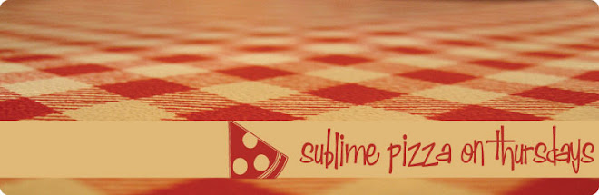 Sublime Pizza On Thursday (SPOT)