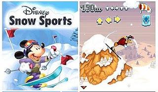 Disney Snow Sports