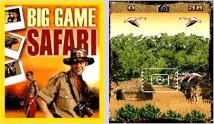 Big Game Safari (java games for mobiles)