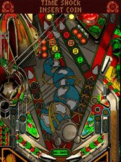 TimeShock Pinball