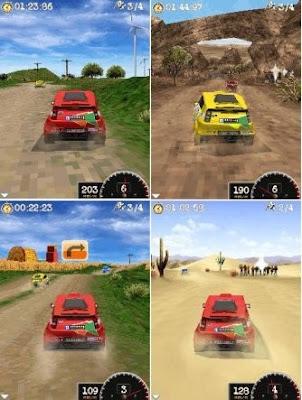 juegos para celulares muchas resoluciones parte 2 Dakar+Rally+09