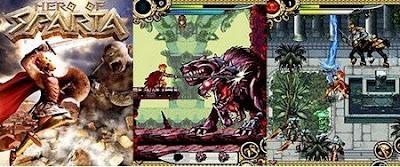 juegos para celulares muchas resoluciones parte 2 Hero+of+Sparta