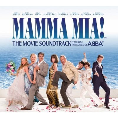 Mamma Mia: The Movie - OST (2008)