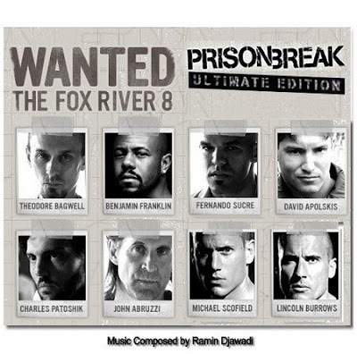 Prison Break OST (1-4 seasons)