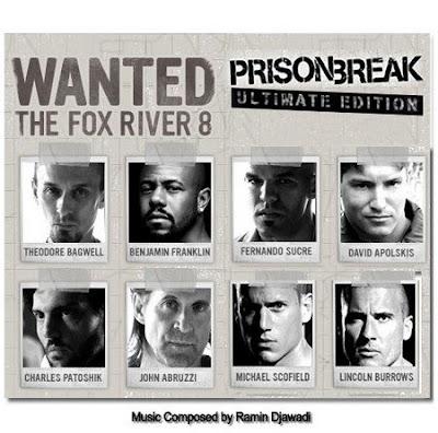 Prison Break OST (1-4 seasons)