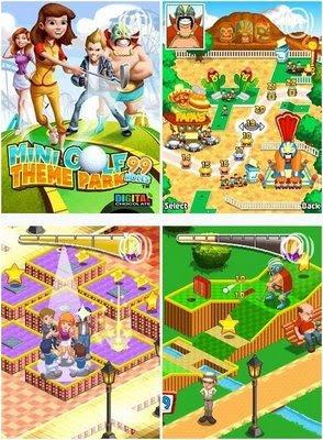 MiniGolf Theme Park 99 Holes