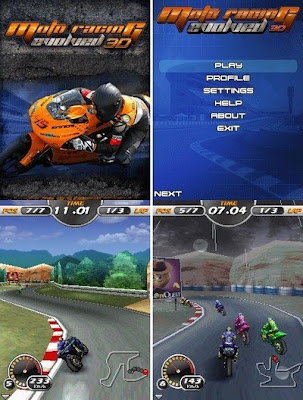 3D Moto Racing Evolved is the sport's first worthy simulation game for ...