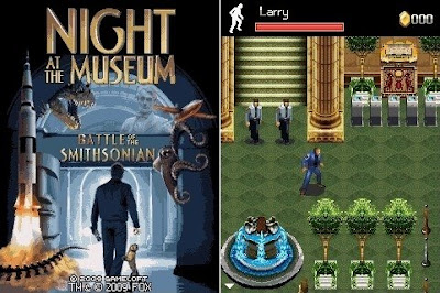 Night at the Museum 2 by Gameloft