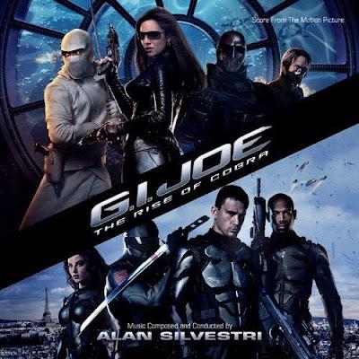 G.I. Joe: The Rise Of Cobra (by Alan Silvestri)