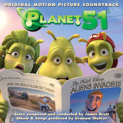 Planet 51 OST